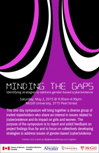 MINDING THE GAPS